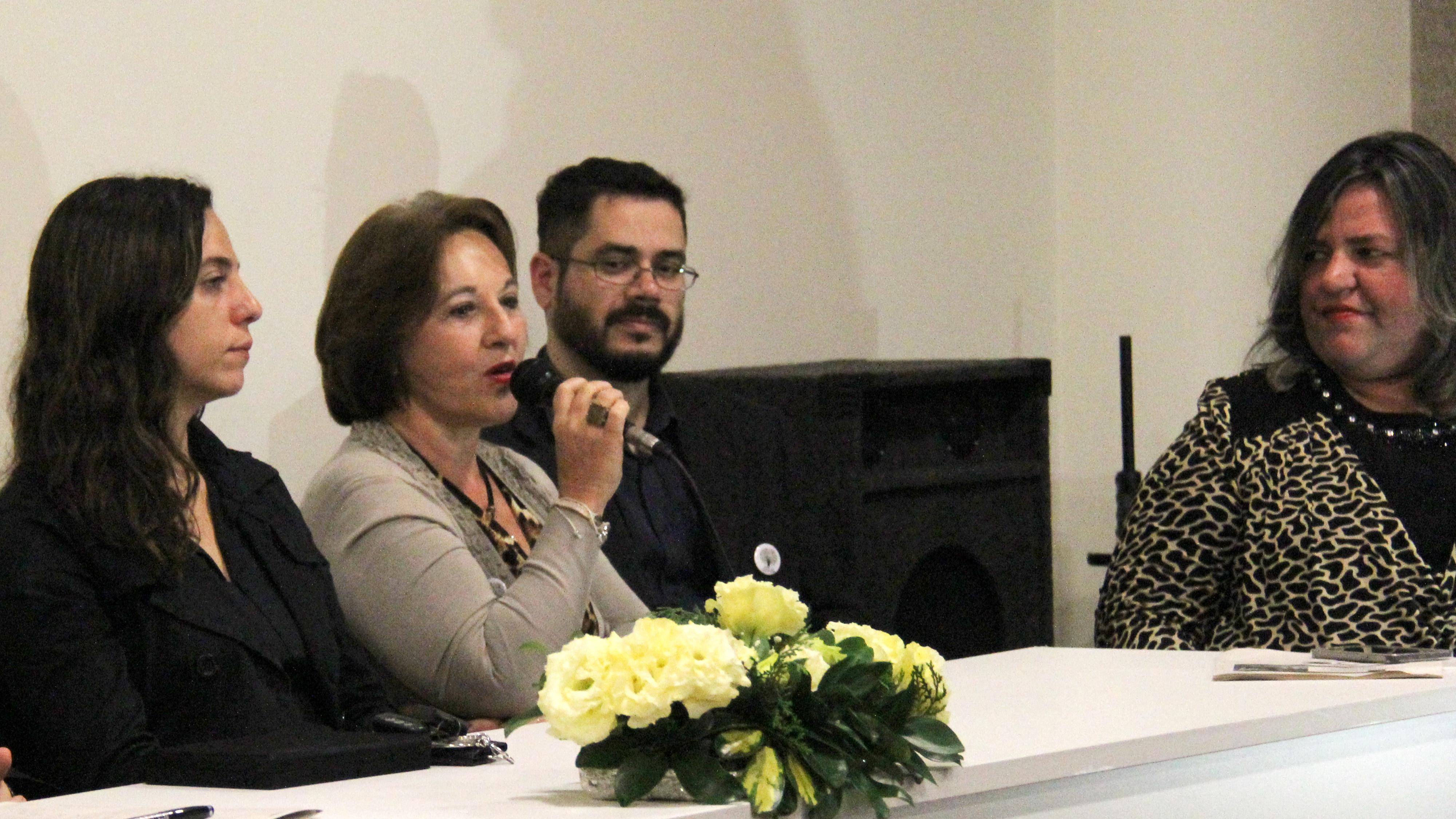 Professora Eliane Moro, conselheira do CFB