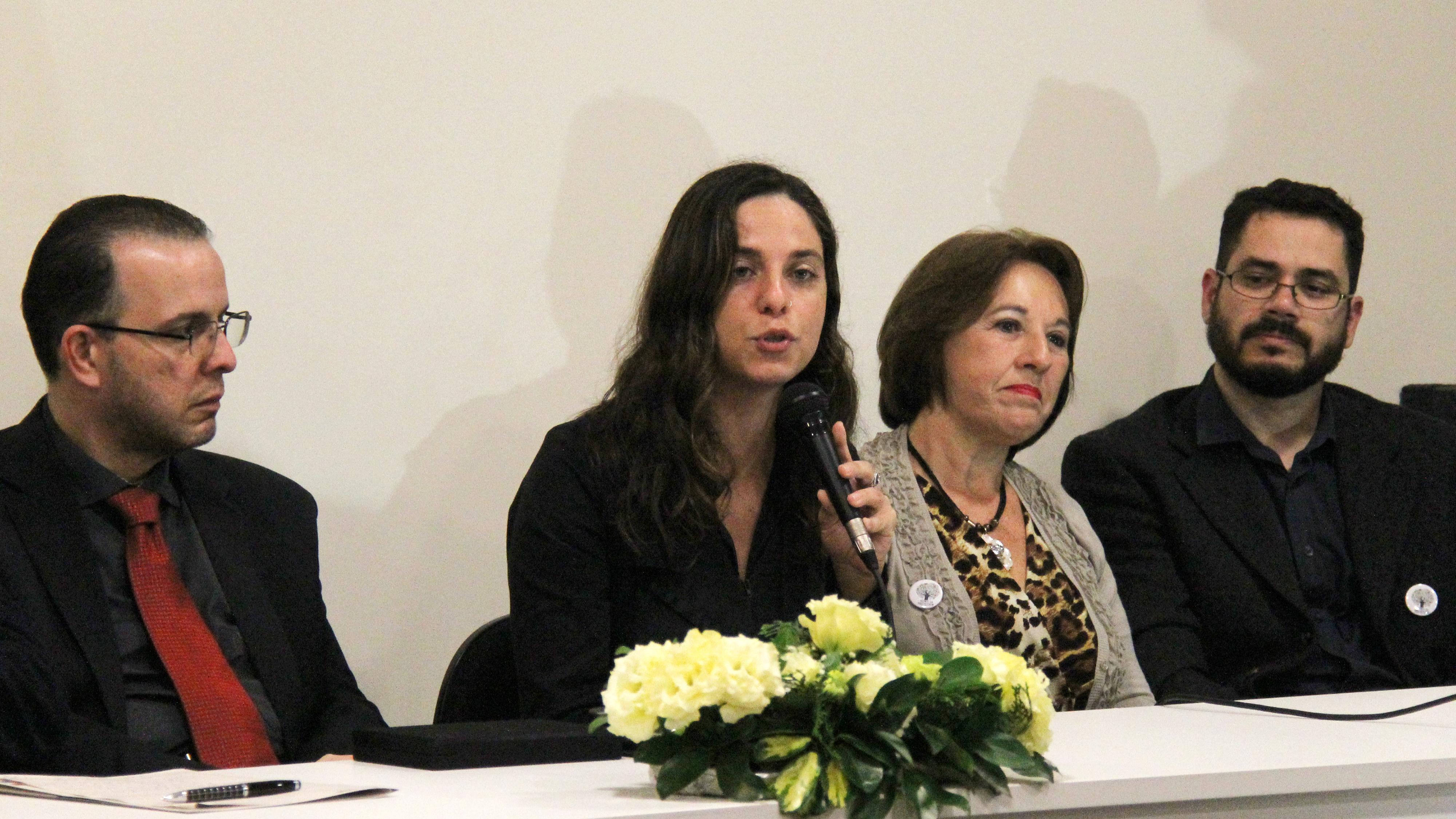 Vereadora Fernanda Melchiona