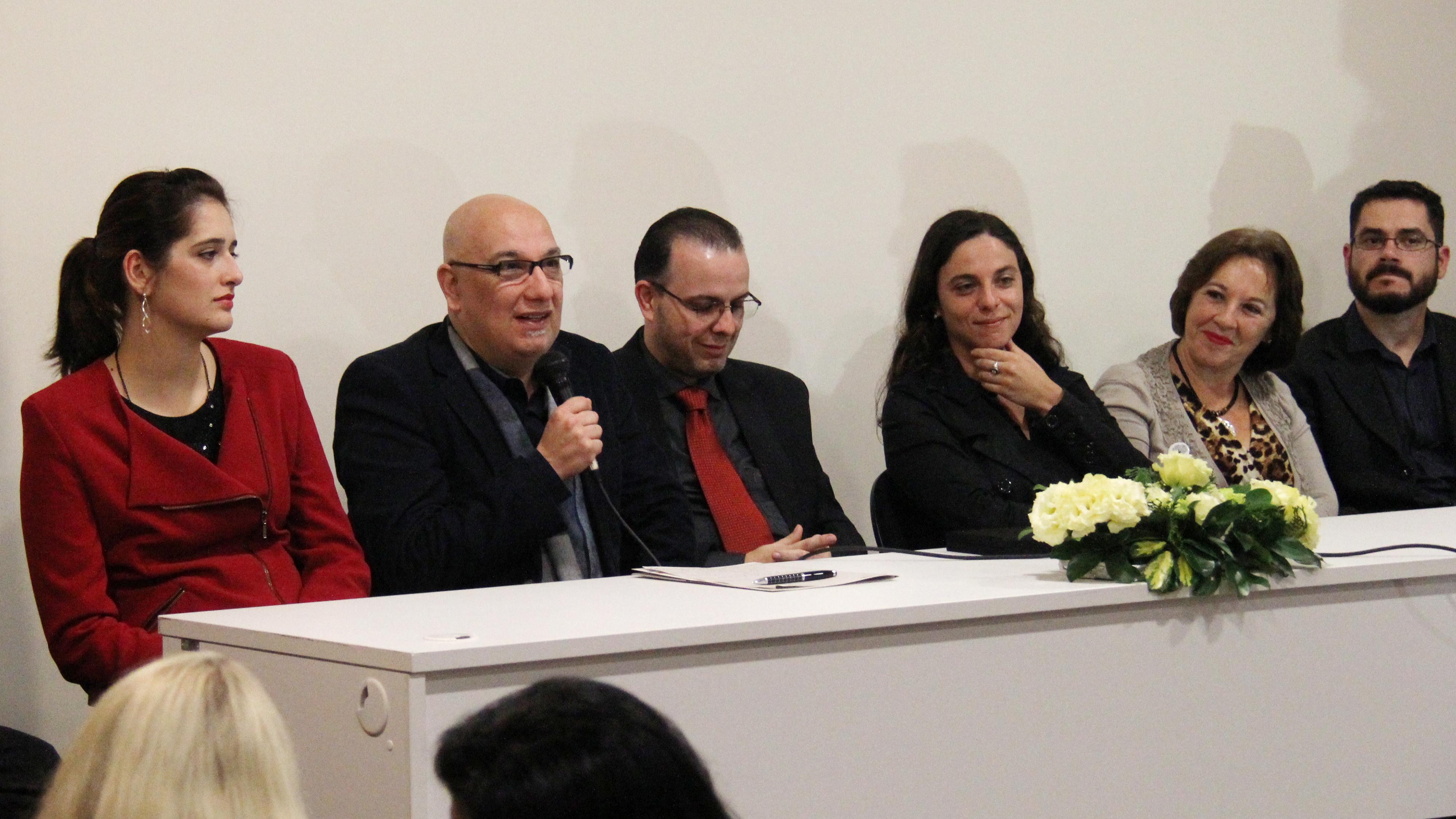 Secretário da Cultura Vitor Hugo da Silva