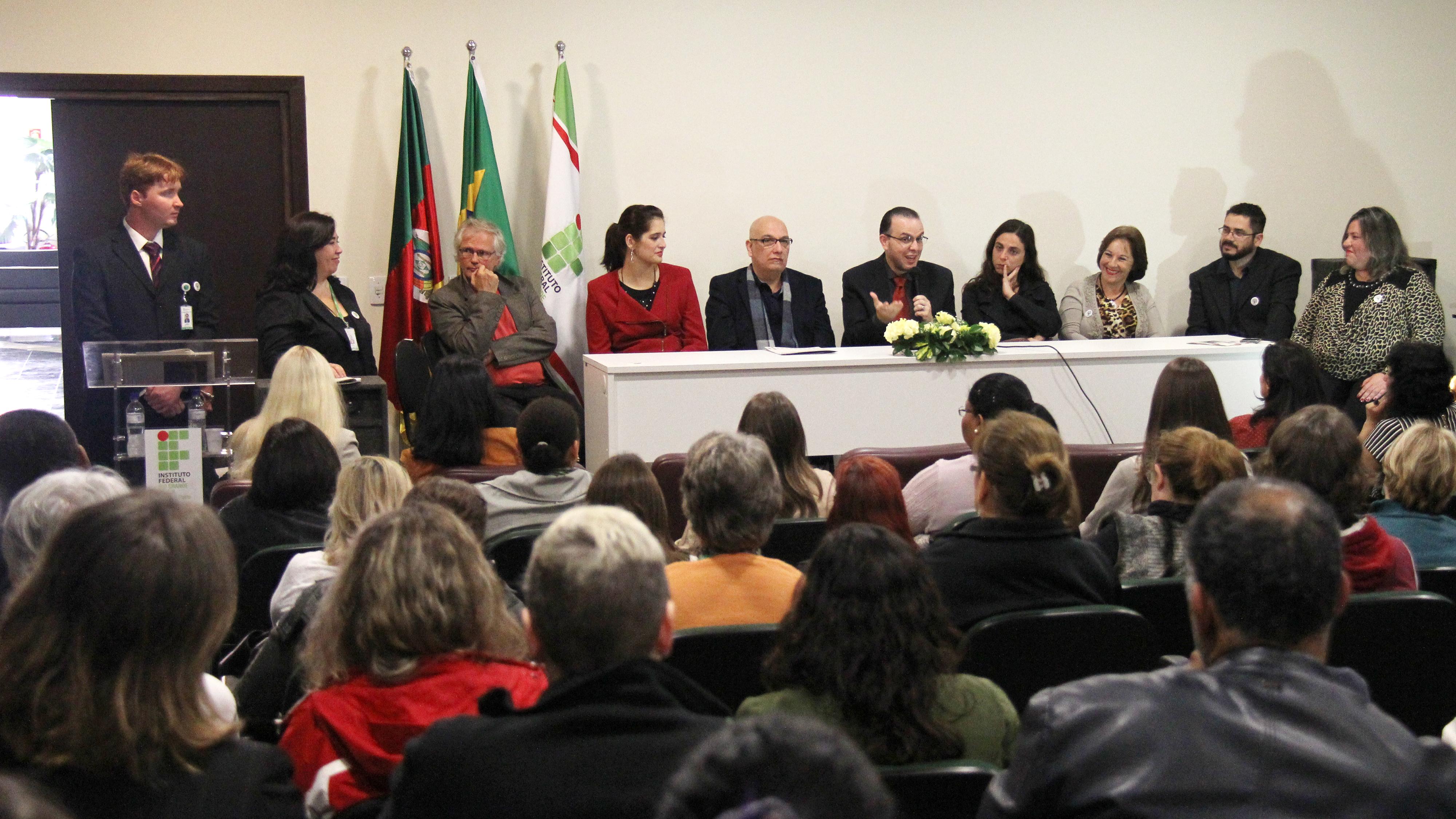 46ª Reunião do Fórum Gaúcho pela Melhoria das Bibliotecas
