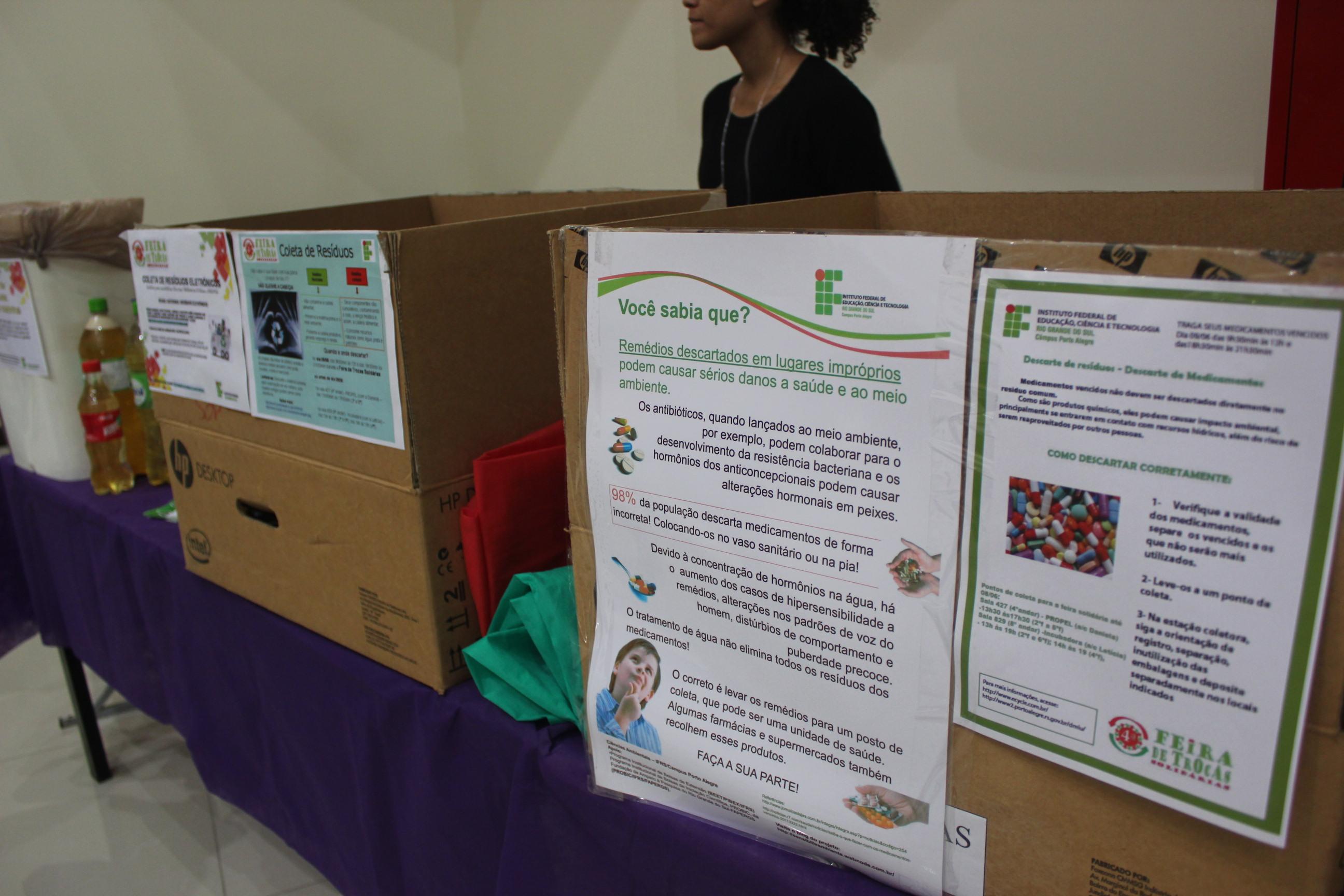 Feira de Trocas Solidárias 2016