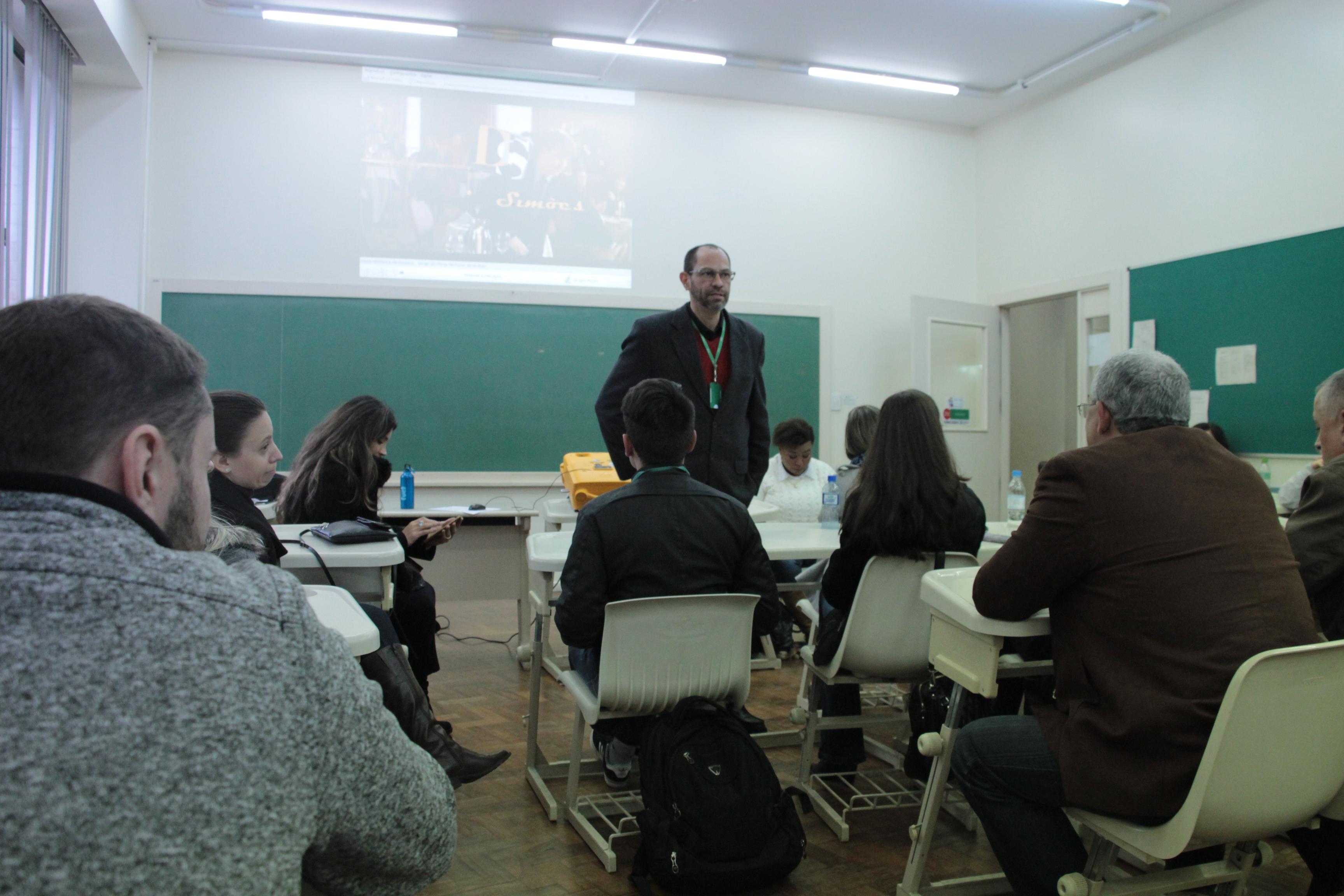 Seminários de Prática do Ensino Técnico em Tecnológico