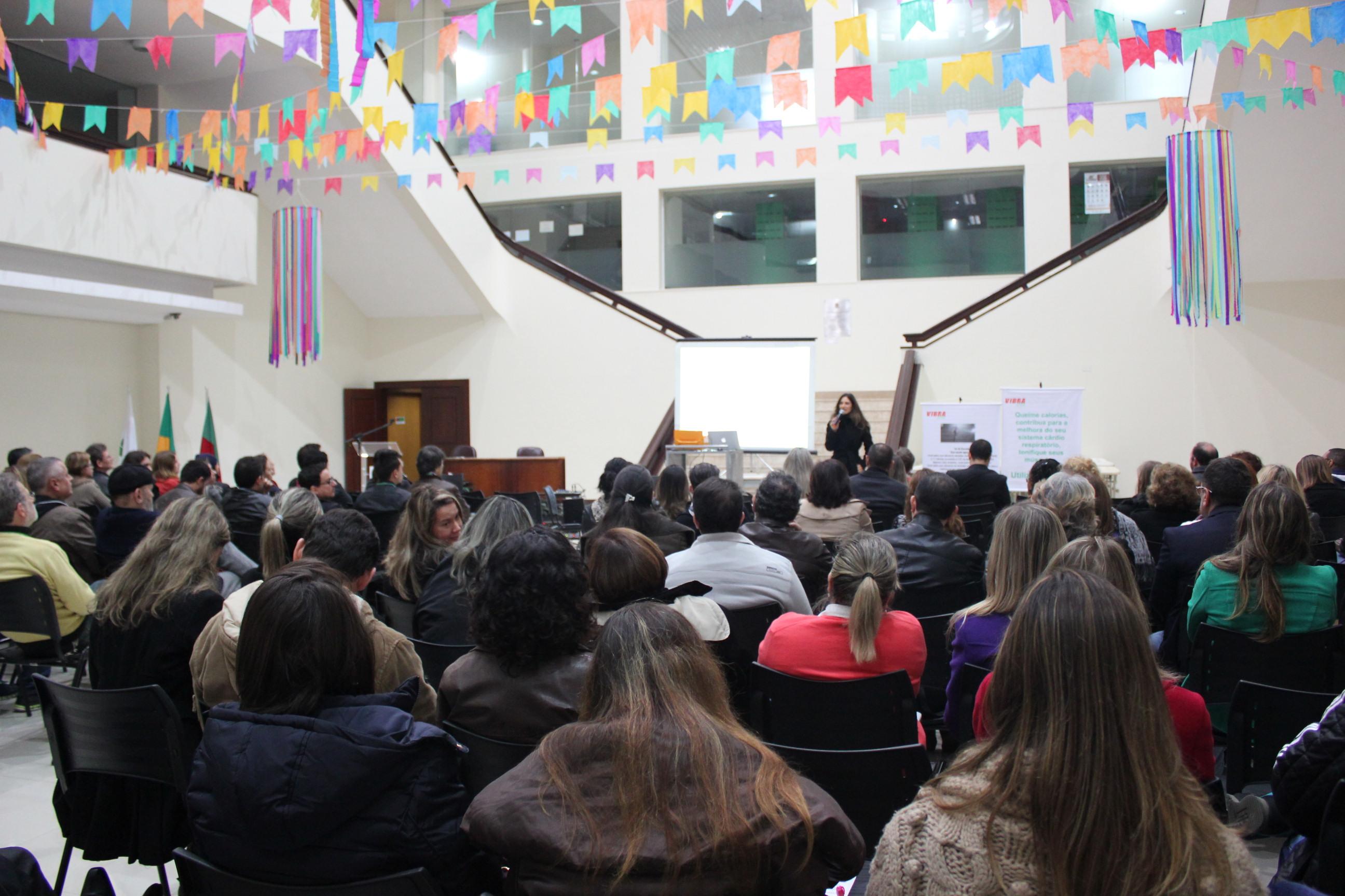Servidores participaram de Formação Pedagógica